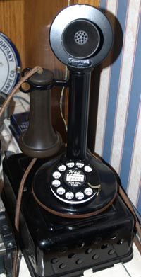 Western Electric 51al Candlestick Telephone Wiring together with Antique Kellogg Phone Wiring Diagram besides British telephone socket as well Candlestick Telephone Ringer Box Wiring likewise Sanyo Cordless Telephone. on candlestick phone wiring diagram